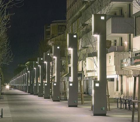 Verniciatura arredo urbano esterni ed interni new color for Alfredo irollo arredo urbano e illuminazione